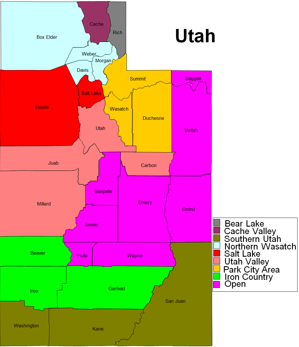 Click to View Enlarged Map