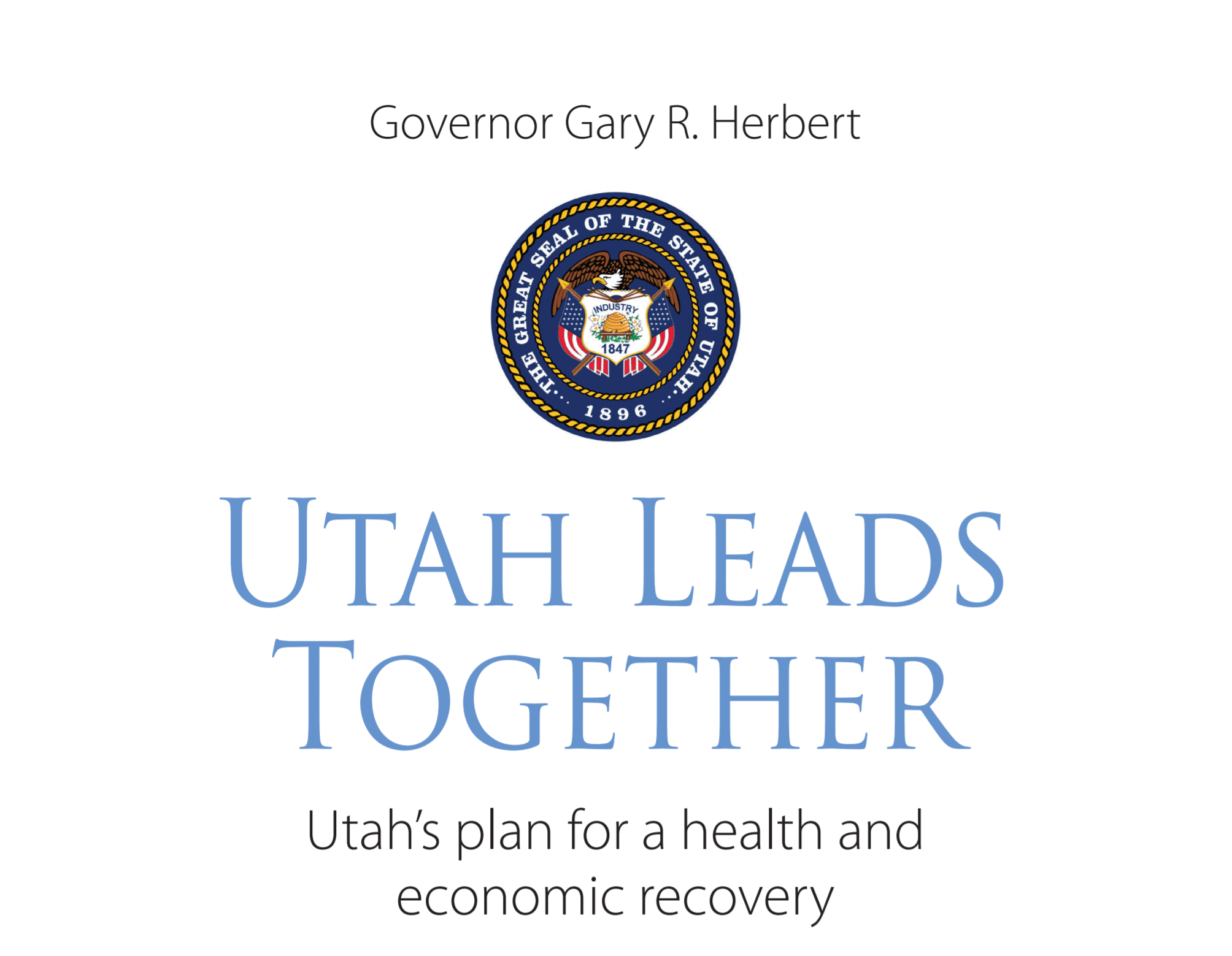Utah Leads